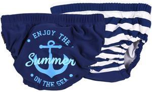 Stripes Navy